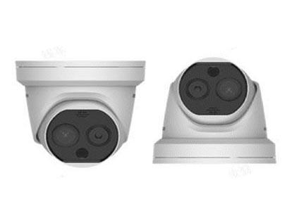 発熱測定AI顔認識ドームカメラ (DS-PT7)DS-2TD1217B-3/PA