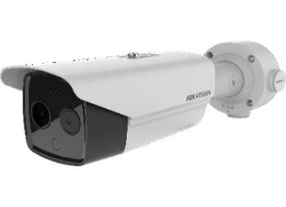発熱測定AI顔認識バレットカメラ (DS-PT5)DS-2TD2617B-3/PA